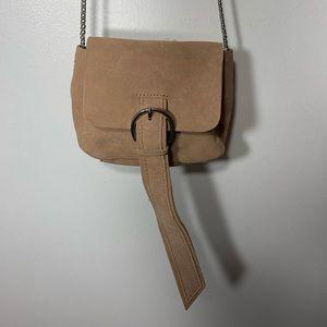 Zara Bags - NWT ZARA TRF CROSSBODY LEATHER BAG